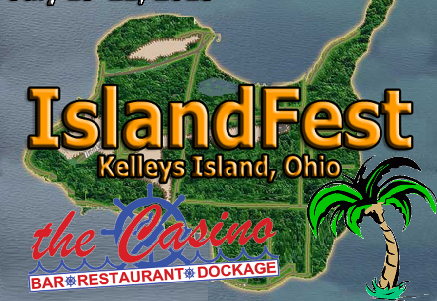Kelleys Island Casino is a great destination spot on the Lake Erie Islands